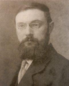 Frits van den Berghe, 1915