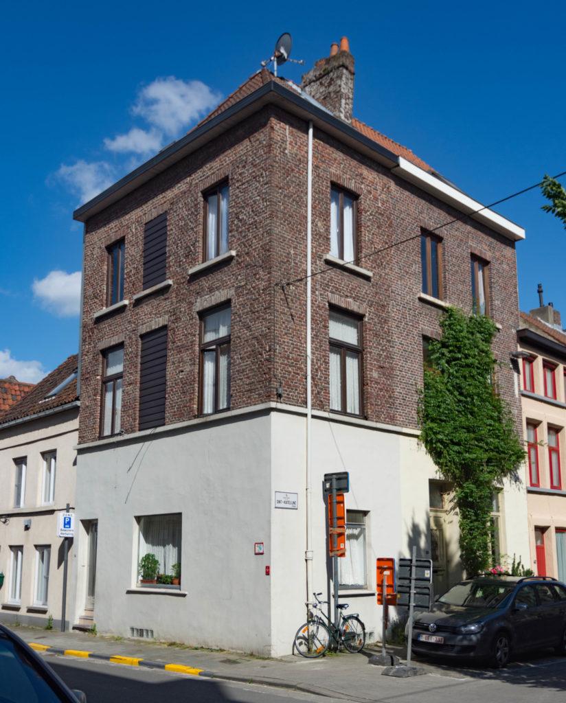 Goudstraat 14. Foto Michel Vuijlsteke 201607