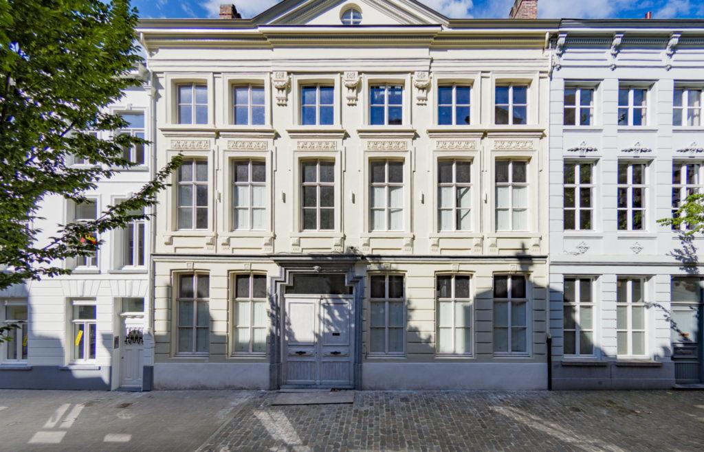 Sint-Katelijnestraat 26. Foto: Michel Vuijlsteke, juni 2016