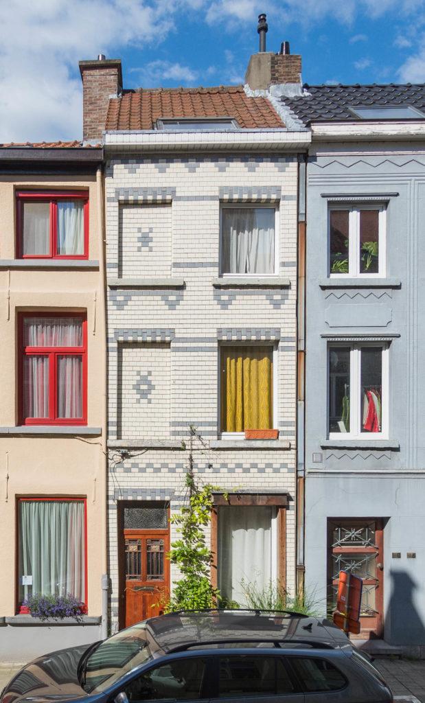 Sint-Katelijnestraat 40. Foto Michel Vuijlsteke, juni 2016